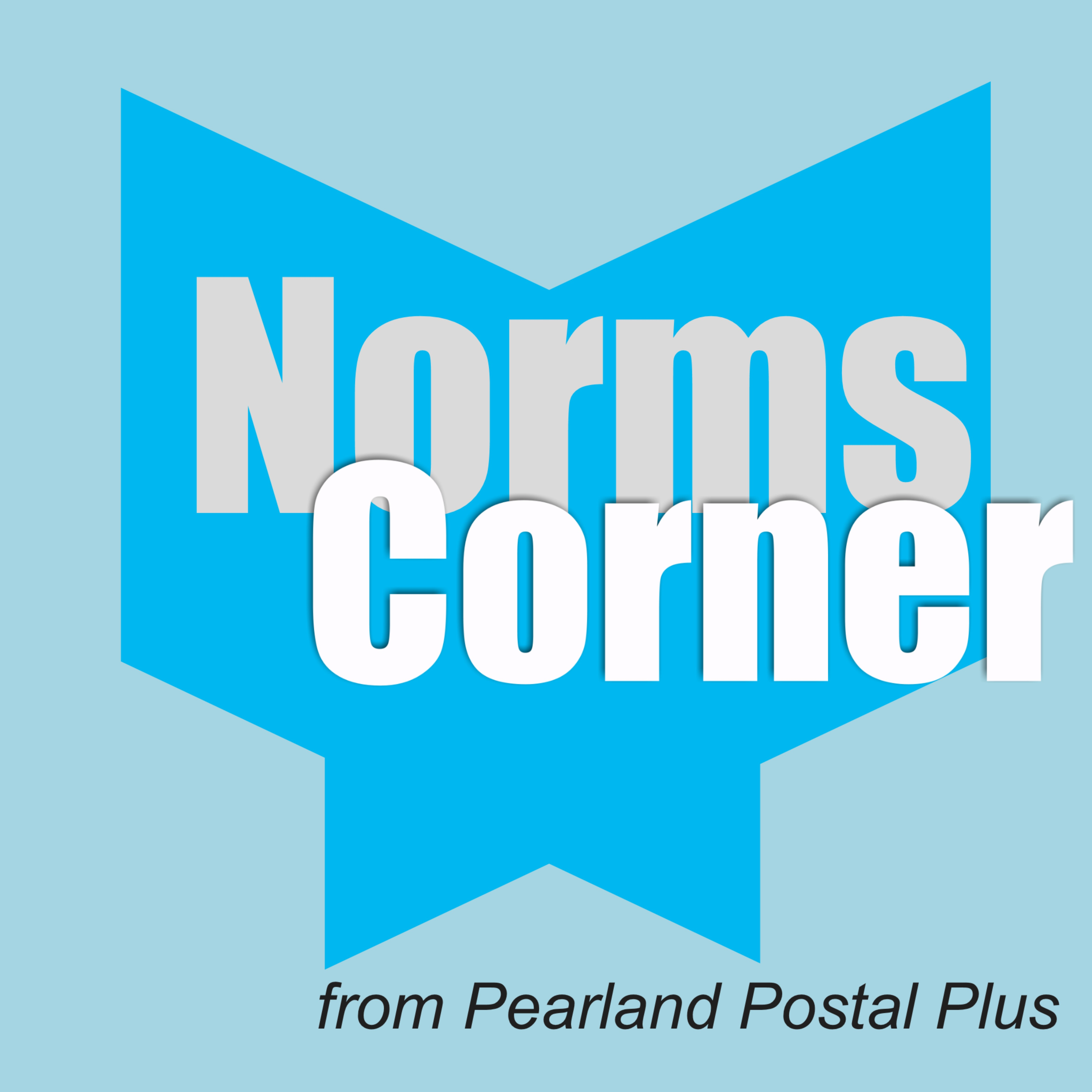 Pearland Postal Plus Norm's Blog