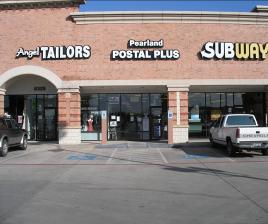 Pearland Postal Plus Home for USPS,UPS,FEDEX,DHL shipping